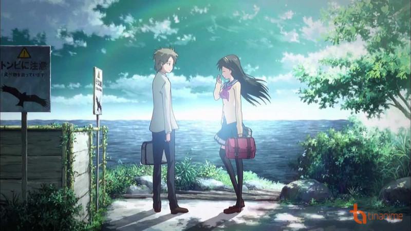 Cảnh Vật đẹp Ngất Ng 226 Y L 242 Ng Trong Anime
