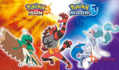 Dạng tiến hóa cực ngầu của các Pokémon Stater trong Pokémon Sun & Moon