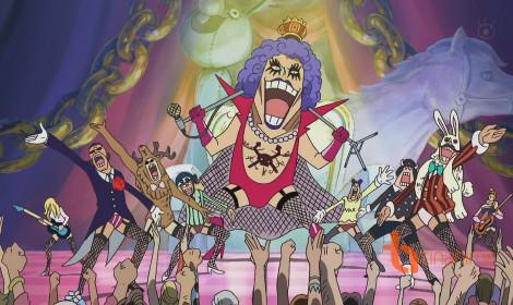 Những nhân vật quái dị nhất trong One Piece