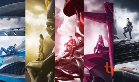 Power Rangers - Khi những anh hùng còn đi học