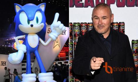 Đạo diễn Deadpool bắt tay vào sản xuất live-action Sonic Siêu Tốc!