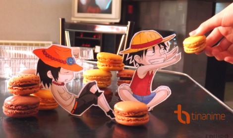 Fanart Luffy cực độc đáo!