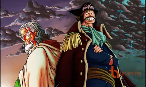 Thông điệp của tác giả One Piece sau các nhân vật lão làng!