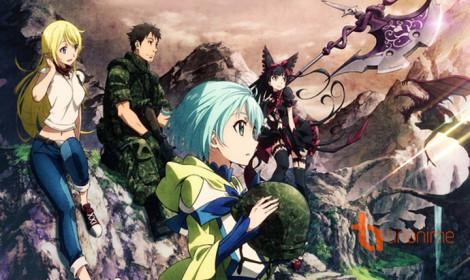 Anime đề tài Quân Sự - Những thế giới không bình yên
