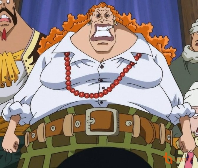 Curly Dadan - Sơn tặc cũng phải chịu thua Ace và Luffy