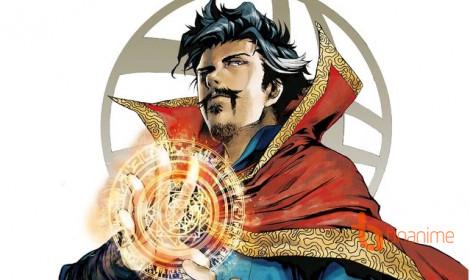 Doctor Strange tiếp tục gây bão với manga mới