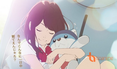 Anime movie Hirune Hime - Giấc mơ công chúa và những chuyện chưa kể