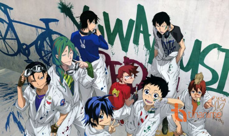 Yowamushi Pedal season 3 - Thế hệ mới bước vào trường đua