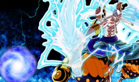 Enel bất khả chiến bại cũng bó tay trước Luffy