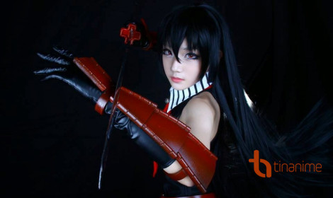 Bộ cosplay nữ sát thủ Akame