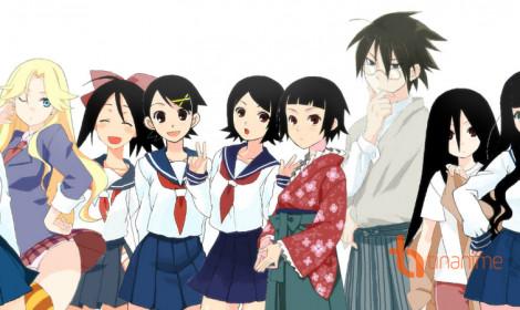 [Đề cử] Nhất quỷ, nhì ma, thứ ba học trò... trong anime
