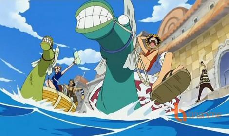 Water 7 trong One Piece - Kỳ quan trên nước