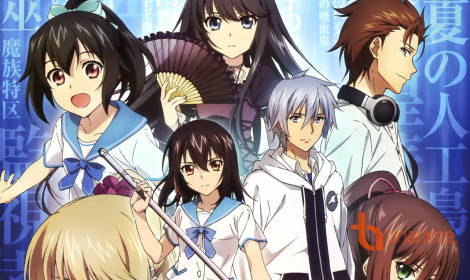 """OVA Strike The Blood """"nhá hàng"""" thông tin mới"""