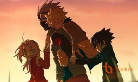 [Fanart] Những người thầy vĩ đại trong Naruto
