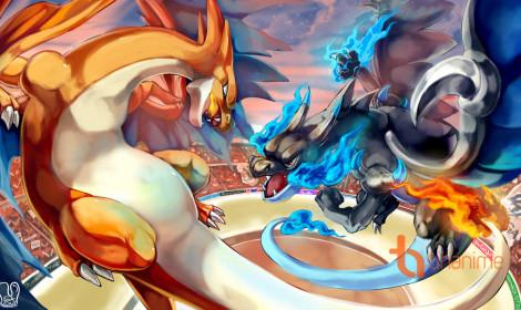 [Fanart] Thế giới Pokémon cực hoành tráng!