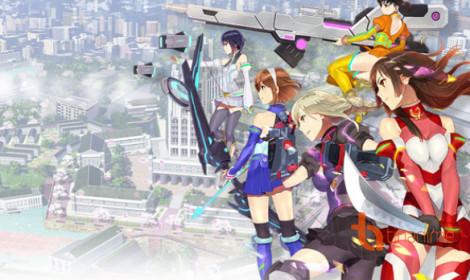 Anime Schoolgirl Strikers - Khi các nữ anh hùng ra trận