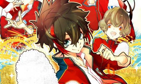 Anime Love Kome - Khi nắm cơm biến thành mỹ nam