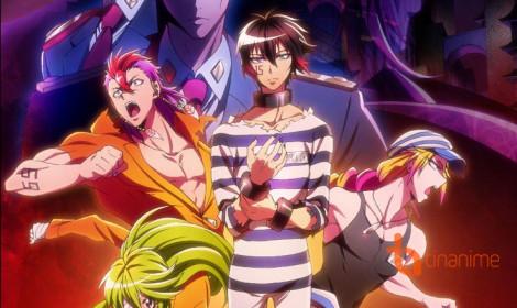 Anime Nanbaka rục rịch season 2