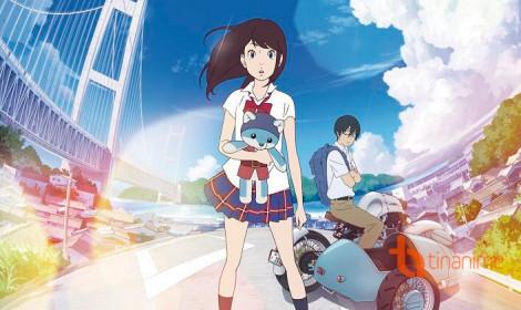 Movie Hirune Hime: Shiranai Watashi no Monogatari tung trailer công bố ngày khởi chiếu