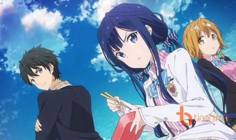 Anime Masamune-kun no Revenge tung promo video mới