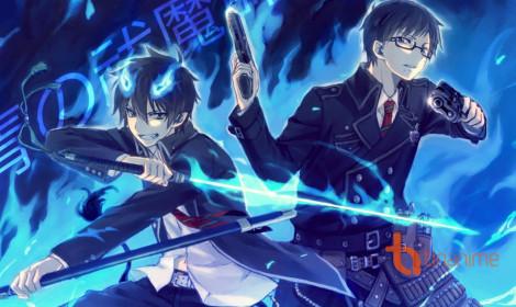 Blue Exorcist: Kyoto Saga liên tục nhá promo video mới