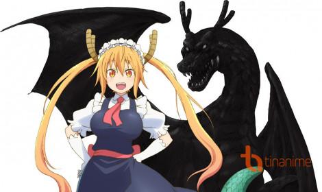 Miss Kobayashi's Dragon Maid - Sống chung phòng với Rồng!