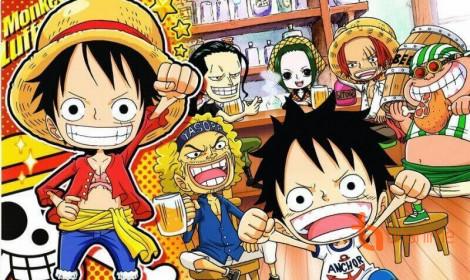 SBS volume 04 - Chuyên mục hỏi đáp One Piece