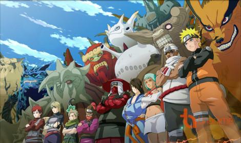 Vĩ Thú - Những huyền thoại trong Naruto (Phần 1)
