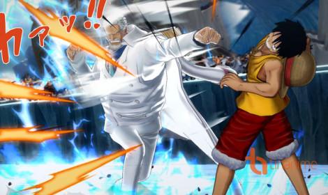Monkey D. Garp và Caesar Clown xuất hiện trong One Piece: Burning Blood