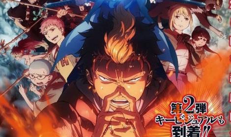 Blue Exorcist -Kyoto Saga- Công bố visual mới và ngày khởi chiếu!
