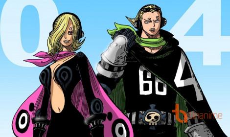 Germa 66 - Quân đoàn Ma Quỷ trong One Piece
