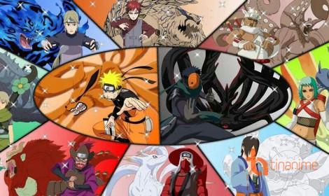 Vĩ Thú - Những huyền thoại trong Naruto (Phần 2)