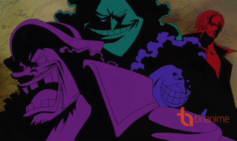 Tứ Hoàng - Một trong Tam Đại Thế Lực của One Piece