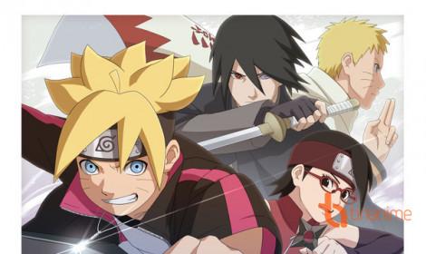 Game Naruto Shippūden: Ultimate Ninja Storm 4 Road to Boruto tung preview video cực hoành tráng