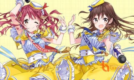 Anime Idol Incidents - Dùng giọng hát mang lại nụ cười!