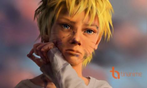 Fanart Naruto tả thực! Quá tuyệt vời!