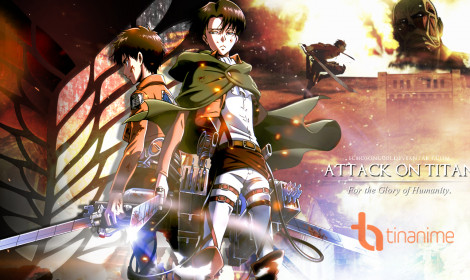Attack on Titan season 2 sắp có rồi đây!!!