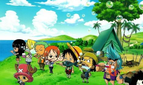 Fan One Piece cùng bác Oda ủng hộ vùng Nhật Bản bị động đất nào!