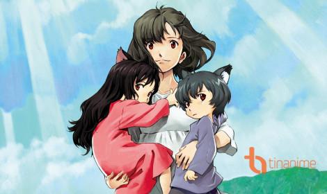 Wolf Children - Tuyết, Mưa, và Mẹ...