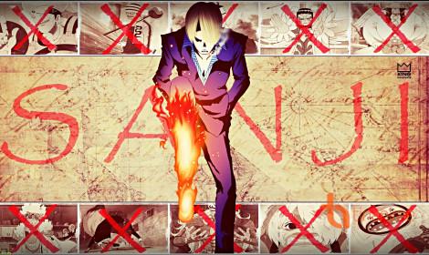 Những điều thú vị về Sanji chắc chắn bạn chưa biết!