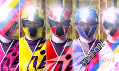 Power Rangers Ninja - Đối đầu với những chiến binh vũ trụ!