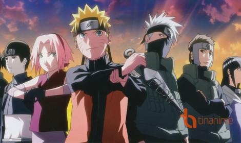Tổng hợp các Opening trong Naruto (Phần 2)