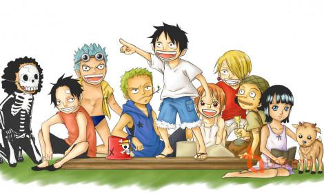 SBS One Piece volume 7 - Fan đòi đấu tay đôi với bác Oda giành Nami