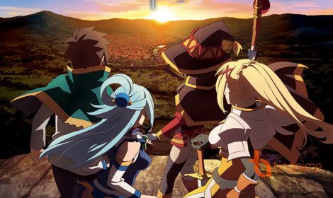 Anime KonoSuba season 2 tiếp tục tung promo video khuấy động fan!