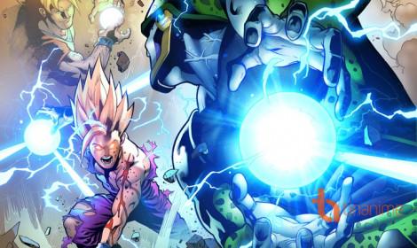 Bộ ảnh đẹp Dragon Ball Super (Phần 1)