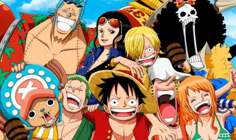 Năm 2017 - One Piece chào đón arc mới!