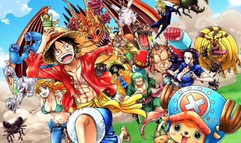 One Piece và 20 năm đồng hành cùng bạn đọc!