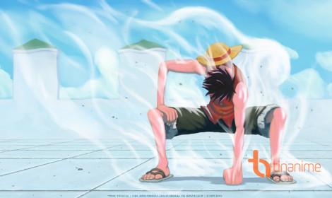 Gear 2 của Luffy