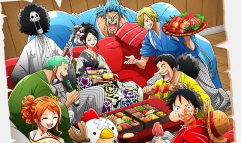 Mừng năm mới với mâm cỗ ngày Tết One Piece Osechi!