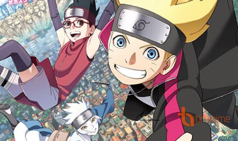 Tin sốt dẻo dành cho fan của Naruto!!!